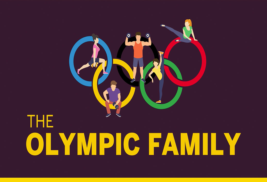 Olympic Family TV Format