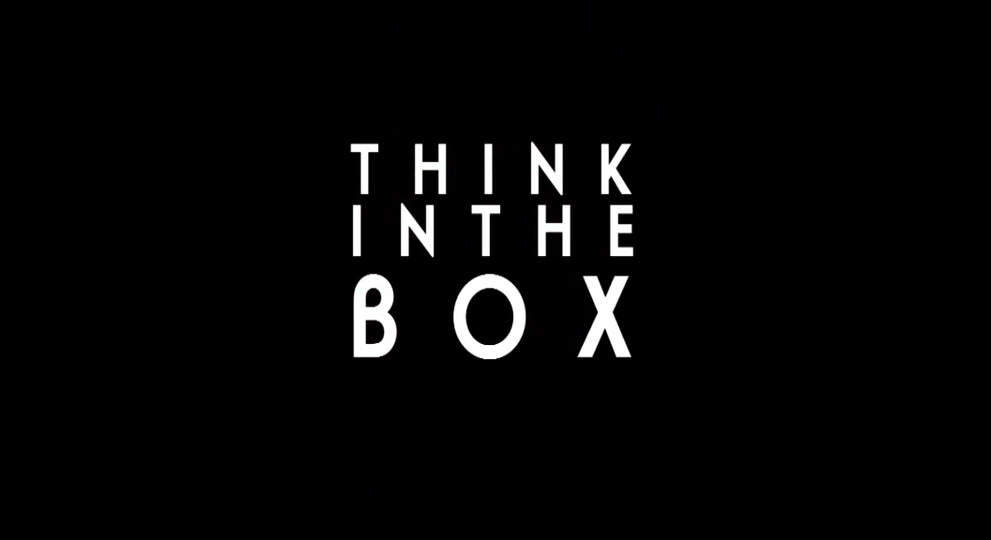 Think in the box