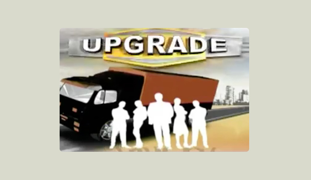 Upgrade TV Format