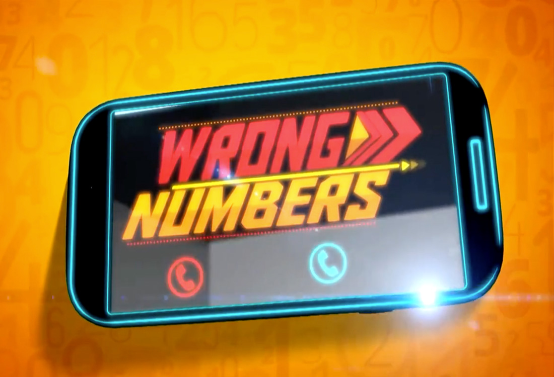 Wrong Numbers TV Format